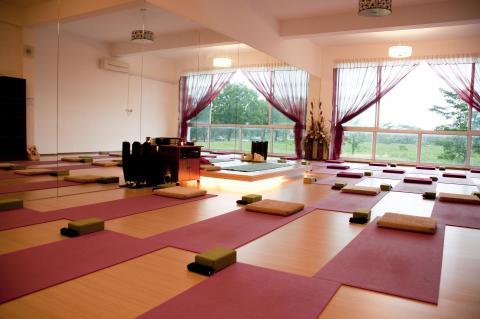 , Yoga Studio